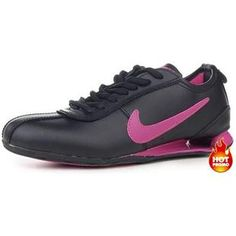 www.asneakers4u.com Womens Nike Shox R3 Black Pink I