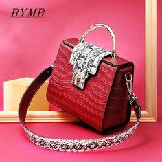 European and American leather handbag, crocodile, shoulder bag, fashionable hand bag, handbag.genuine leather tote bag #Affiliate #fashionhandbags #leatherhandbags #handbags