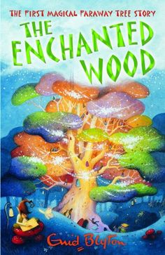 The enchanted wood (The Magic Faraway Tree) by Enid BLYTON http://www.amazon.com/dp/1405230274/ref=cm_sw_r_pi_dp_pFROvb0AJT499