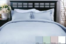 Swap for a blue or white solid duvet?