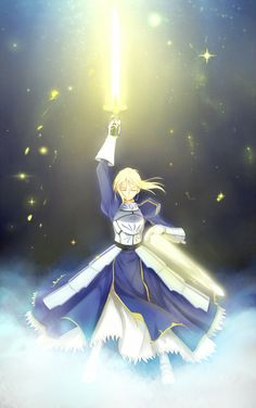 Saber _Fate/stay night