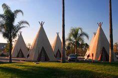 Stay at Wigwam Village #7: Rialto/San Bernardino, California:TripBucket - We want You to DREAM BIG!