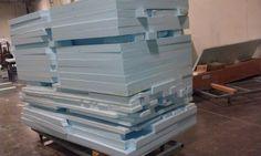 reciclaje de paneles de aislamiento
