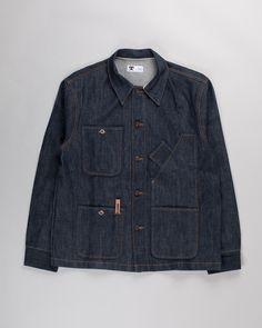 Tellason: Coverall Jacket
