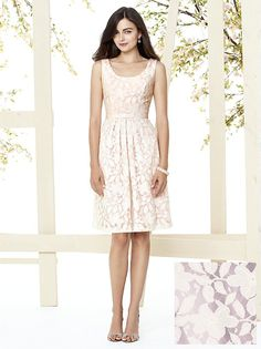 Social Bridesmaids Style 8155 http://www.dessy.com/dresses/bridesmaid/8155/#.VTzcAUvY1BU