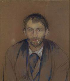 Edvard Munch: Stanislaw Przybyszewski.