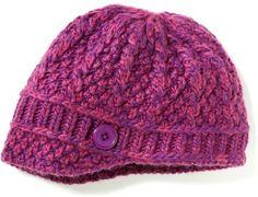 9247fe917c0e1 Co-op Knit Visor Beanie - Girls