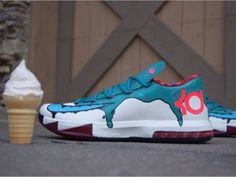 Sick KD 6 Ice Cream's