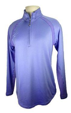 Amazon New, Mock Neck, Amethyst, Athletic, San, Long Sleeve, Sleeves, Jackets, Tops