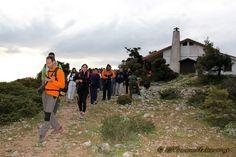 Πεζοπορική βόλτα στην Πάρνηθα 2-5-2015
