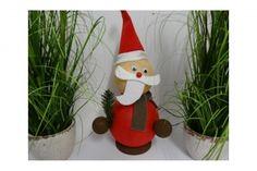 Weihnachtsmann-Clausi- aus Acrylkugeln (groß)