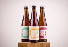Gzub Craft Brewing — The Dieline - Branding & Packaging