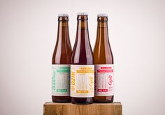 Gzub Craft Brewing — The Dieline - Branding & Packaging Design