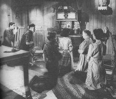 Un scène du film «Le gros Bill» 1949