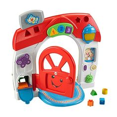 Fisher-Price Laugh & Learn Smart Stages Home (2014 Oppenheimer Award ~ 9-18 mos) hours of fun!
