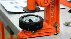 Maquina para fazer Bottons