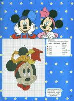 "Gallery.ru / anfisa1 - Альбом ""punto de cruz Disney 5"""