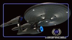 #STARFLEET INTELLIGENCE | USS Enterprise NCC-1701 Constitution-Class #starship (Alternate Reality) | #StarTrek