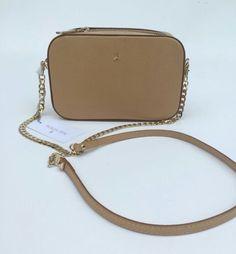 handbags borsa PATRIZIA PEPE tracolla rigida bauletto vera pelle saffiano  beige 25a834a91e3