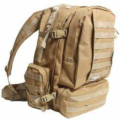 3-Day Assault Pack, Tan