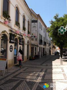 Rua Serpa Pinto - Rio Maior   Portugal