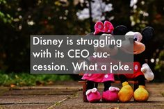 Disney is struggling with its CEO succession. What a joke Cheap Web Hosting, Ecommerce Hosting, Jokes, Disney, Blog, Chistes, Funny Jokes, Memes, Blogging