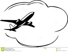 Images For > Aeroplane Images Clip Art