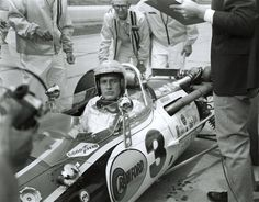 Paul Newman...with his passion for racing cars...he was able to get Hollywood to let him make the movie Winning in 1969. A lot of it was filmed at a drag strip in Long Beach called Lions Drag Strip.