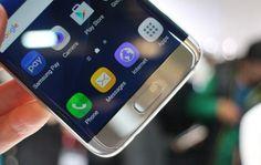 Thay màn hình Samsung S7 Edge giá rẻ tại TP HCM