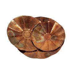 Hammered Copper Bowls  #Hammered #Coppered #Bowls #Kitchen #Rustic #Home #Decor #Unique