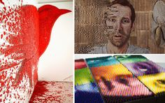 7 Artists That Create Intricate Works by Assembling Thousands of Separate Pieces
