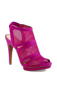 Jessica Simpson 'Fedelee' Sandal available at #Nordstrom - Want these in colbalt blue.