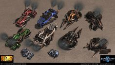 3D Character Art by, cg-sammu - Page 3 - Polycount Forum