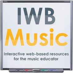Interactive Whiteboard Music website - so great to see teachers coming up with such incredible resources!