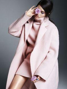 Publication: Vogue China September 2014 Model: Sui He Photographer: Trunk Xu Fashion Editor: Yoyo Yao Hair: Bon Zhang Make-up: Daniel Zhang