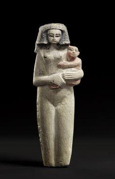 Statuette  - 11th Dynasty. © Foto: Ägyptisches Museum und Papyrussammlung der Staatlichen Museen zu Berlin - Preußischer Kulturbesitz