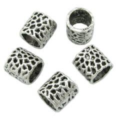 European Beads im Lampwork Stil, im schlichten Design oder aus Holz in verschiedenen Farben und Motiven.