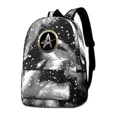 Spock, Star Trek Merchandise, Fashion Backpack, Backpacks, Unisex, Stars, Casual, Interstellar, Fantasy Story