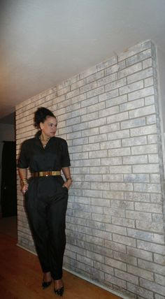 Mad For Fashion For Less: Today's Look: The Jumpsuit
