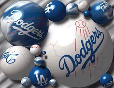 I love Dodger's Baseball! Let's Go Dodgers, Dodgers Girl, Dodgers Baseball, Baseball Teams, Baseball Stuff, Baseball Party, Sports Teams, Dodger Game, Dodger Stadium