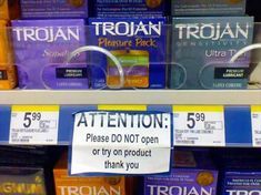 We Have Hit A Real Low Point In Humanity When Signs Like These Are Needed - 23 Pics