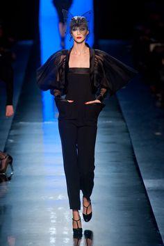 Défile Jean Paul Gaultier Haute couture Printemps-été 2014 - Look 3