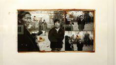 Gao Bo - Maison Européenne de la Photographie - Photo retravaillée avec des inscriptions calligraphiques (Tibet, années 1980-90)
