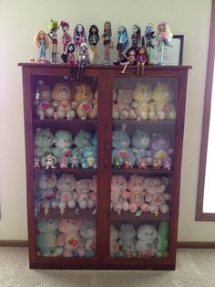Collection of Care Bears by babyface_cj, via Flickr