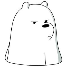 We Bare Bears Wallpapers, Panda Wallpapers, Cute Cartoon Wallpapers, Funny Phone Wallpaper, Bear Wallpaper, Cute Wallpaper Backgrounds, Ice Bear We Bare Bears, We Bear, Polar Bear Drawing