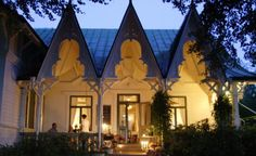 Historic Hotel Gourmet Award 2017, Winner: Villa Sjörtorp, Country: Sweden