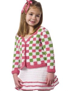 Free Crochet Pattern: Sunday Best