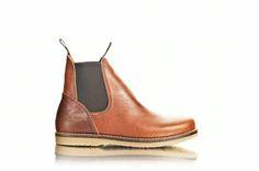 Ten Points Carol chelsea boots