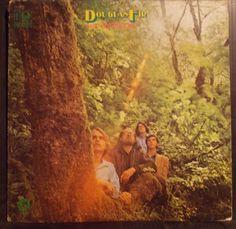DOUGLAS FIR Hard Heartsingin GROUP PSYCH GARAGE ROCK VINYL MUSIC ALBUM LP