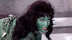 """The original Star Trek pilot, """"The Cage,"""" included a lot more of the scenes where Vina is turned into a green Orion slavegirl who dances for Captain Pike Star Trek Original, Star Wars, Star Trek Tos, Susan Oliver, Star Trek Convention, Star Trek Images, Star Trek Characters, Starship Enterprise, Rare Images"""
